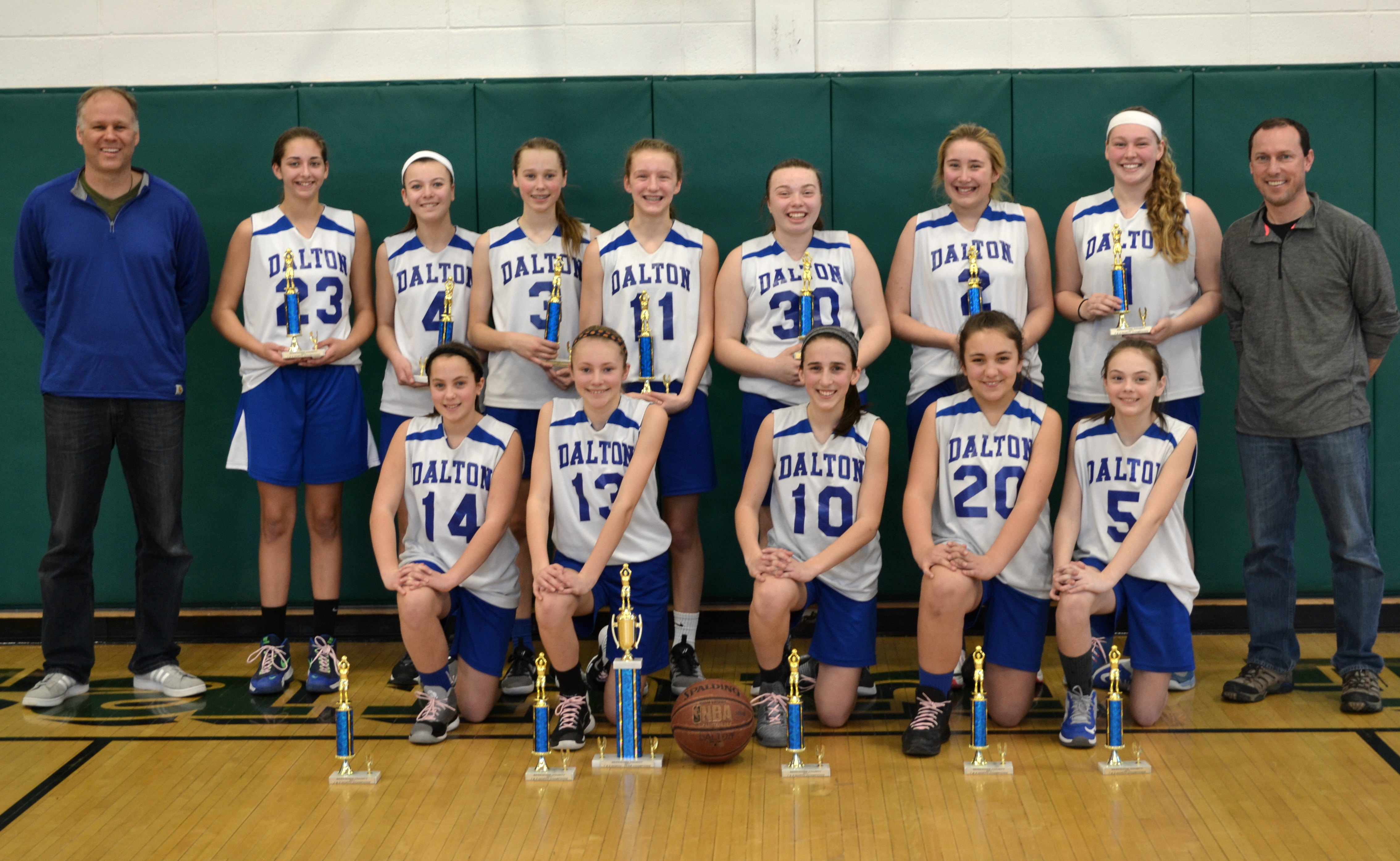 CRA_Girls7+8_2017 Basketball County Championship