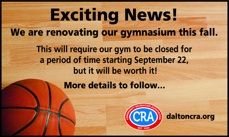 CRA_GymRennovationsBanner